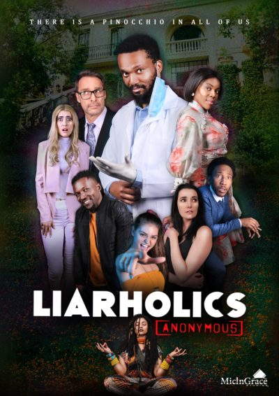 Liarholics Anonymous Poster